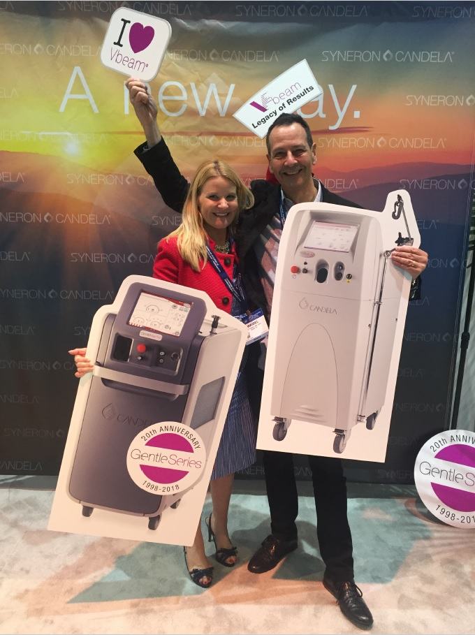 AAD 2018 Photo Dr Waibel, Miami Dermatology & Laser Institute